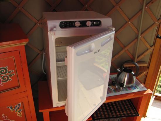 Le réfrigérateur
